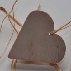Lesen srček - cemprinov velik